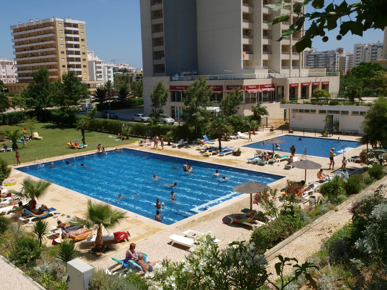 Apartamento T0 - Piscina